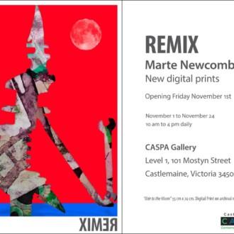 Remix, Marte Newcombe